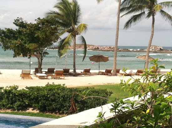 The St. Regis Punta Mita Resort:                   Ocean View