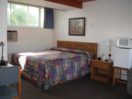 Sierra Motel: King Room