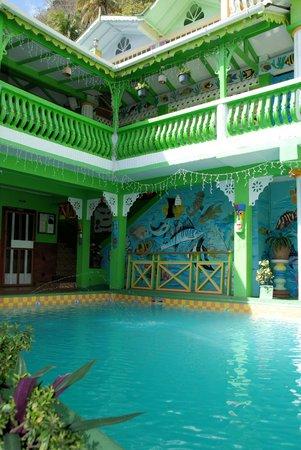 Villa des Pitons: Villas des Pitons. Soufriere, St. Lucia