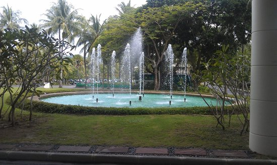 Hilton Phuket Arcadia Resort & Spa:                   Grounds