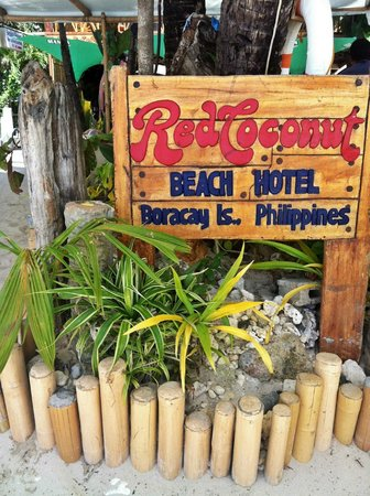 Red Coconut Beach Hotel:                   A nice hotel to stay