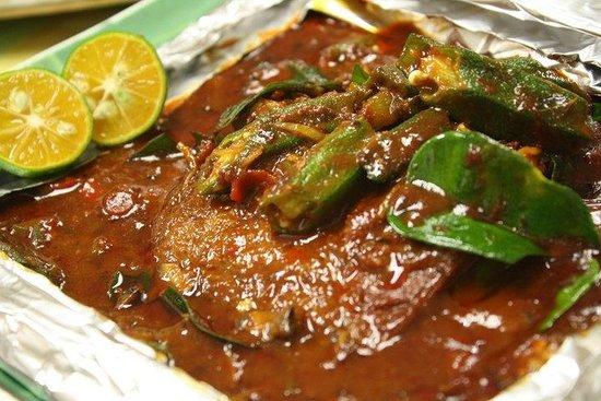 Old Farmosa Vegetarian Restaurant: Special Banked Fish