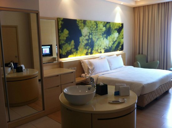 ANSA Kuala Lumpur:                   large comfy bed