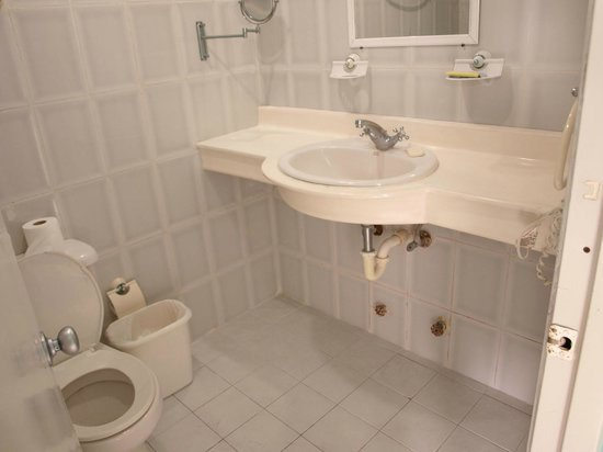 Hotel Coco Playa: Bathroom was clean