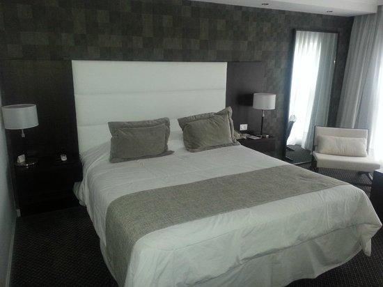 After Hotel Montevideo:                   Habitación