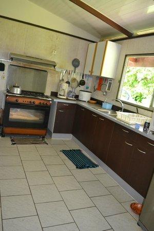 Pension Chez Rosina : cuisine