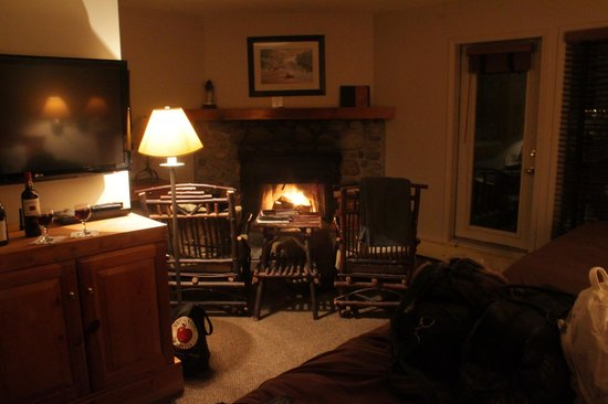 Buffalo Mountain Lodge: room