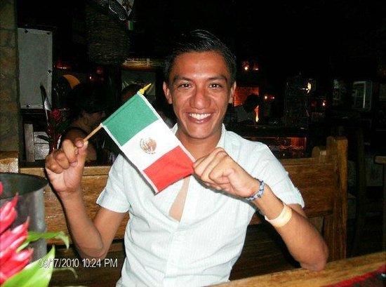 Mayabell :                   mexicano!!