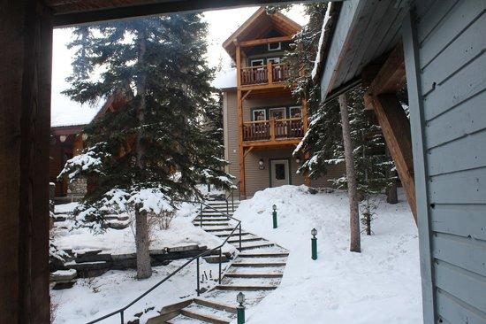 Buffalo Mountain Lodge: exterior