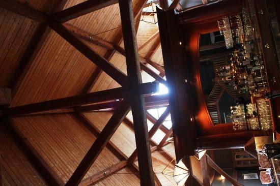 Buffalo Mountain Lodge: Bar