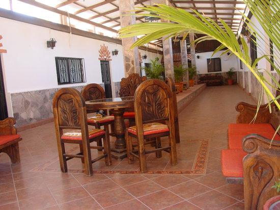 Hostal Casas Loreto : Inside the Suite