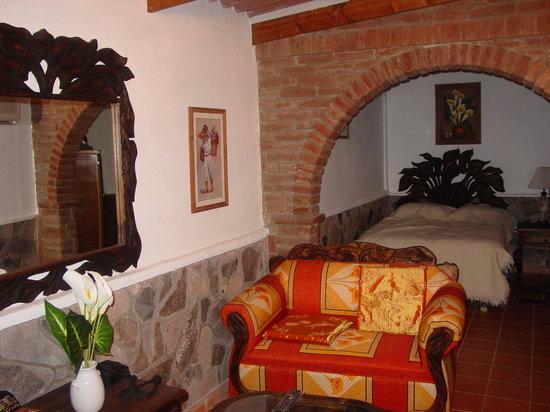 Hostal Casas Loreto : Suite
