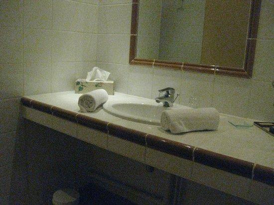 Hotel le Clos :                   Vanity