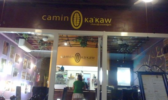 Camino Ka'kaw:                   Front
