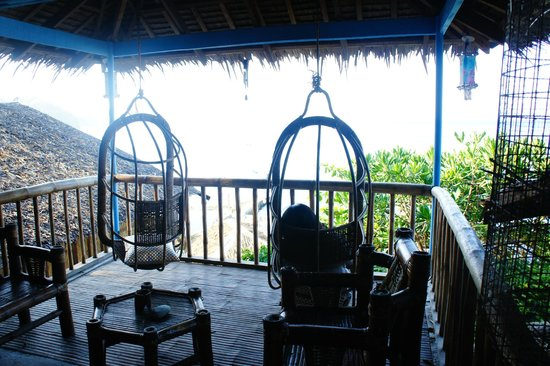 Portulano Dive Resort:                                     chillex area