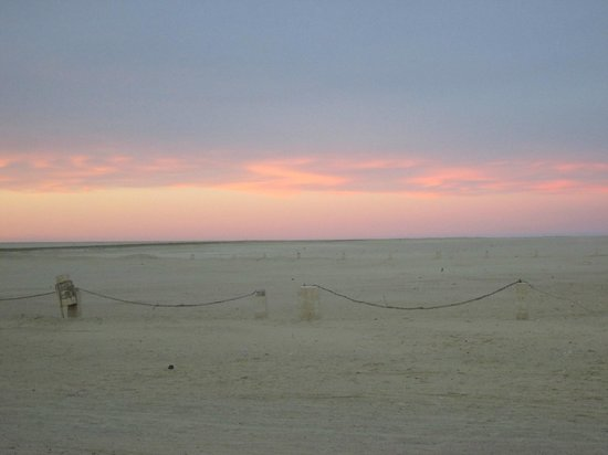 Egypt Fun Tours Day Trips:                   Sunset in the Desert