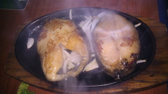 Tiffany's Bar & Grill: butterfish