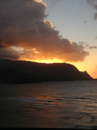 St. Regis Princeville Resort:                                     Another Sunset