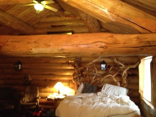 Hibernation Station:                                     Wonderfully romantic place to stay
