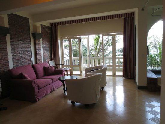 AVANI Quy Nhon Resort & Spa : Sitting area