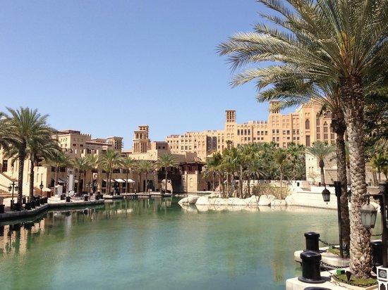 ميناء السلام مدينة جميرا: Madinat Jumeirah