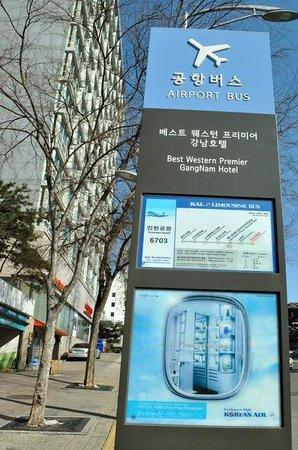 Gangnam Family Hotel: KAL Limousine