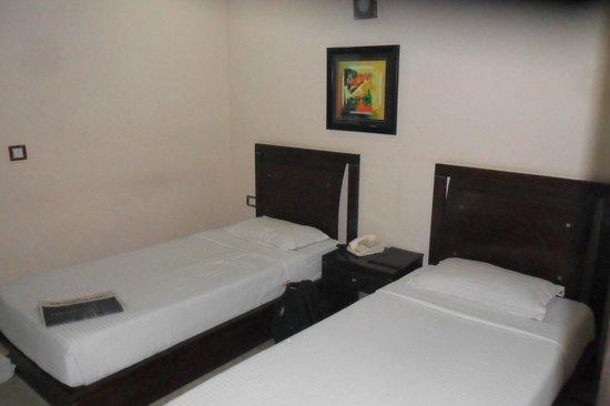 Hotel Suncity:                                     Rooms