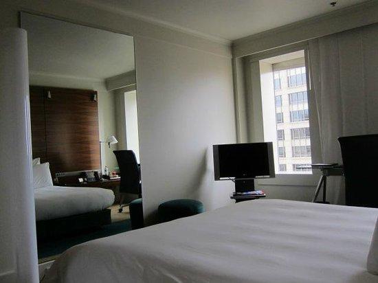 Hilton Sydney:                   客室