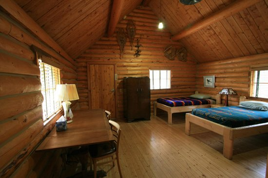 Tower Rock Lodge: Cabins
