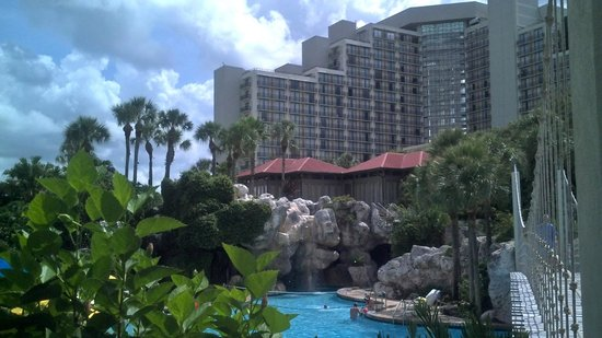 Hyatt Regency Grand Cypress:                   A true disney vacation