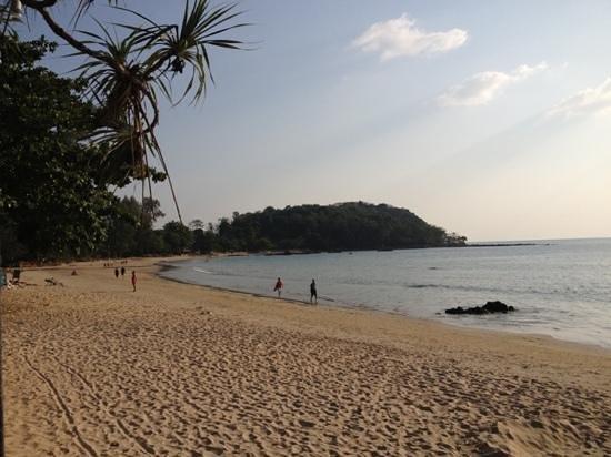 Andaman Lanta Resort:                   nedanför Andaman Lanta
