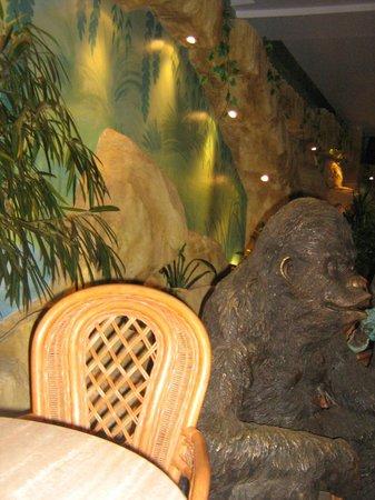 Savoy Sharm El Sheikh:                                     Hakuna Matata Restaurant