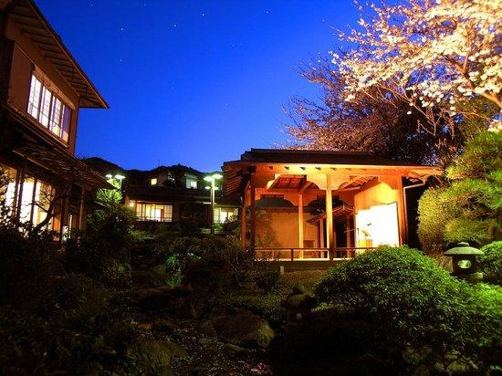Sakuragaokasaryo: Japanese gardens