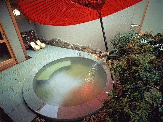 Sakuragaokasaryo: Natural hot mineral springs and spa
