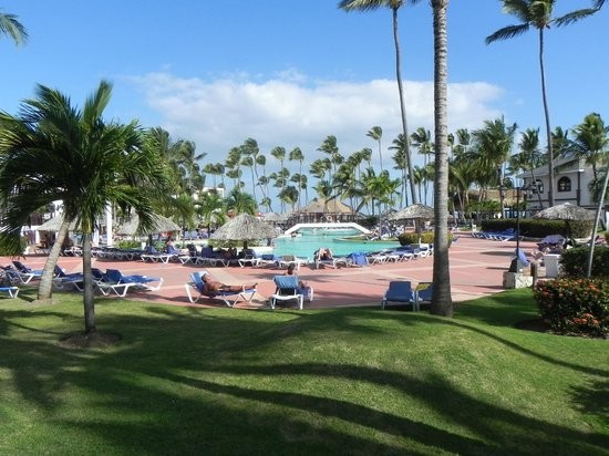 Be Live Collection Punta Cana:                   piscine