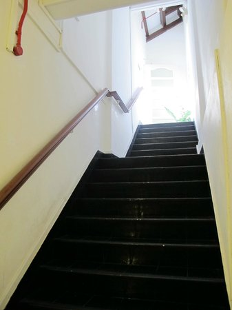 5footway.inn Project Chinatown:                   Stairs