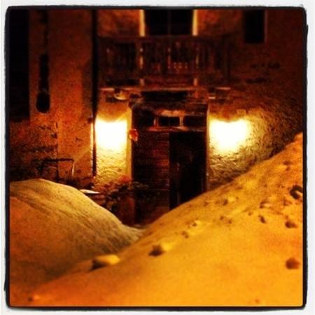 Bed & Breakfast Campaciol:                   Campaciol at night