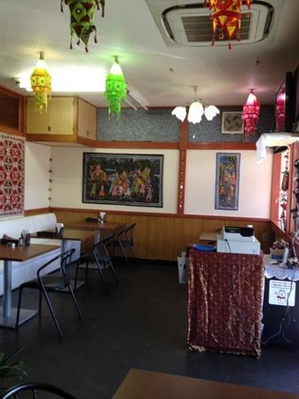 Indian restaurant Hathi