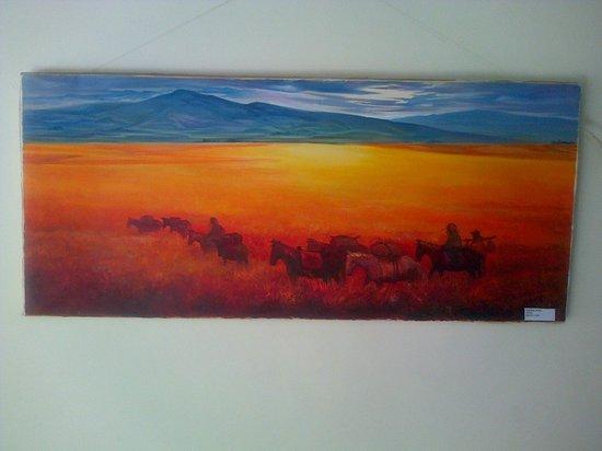 Panorama Hotel:                   Painting
