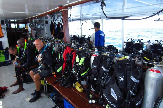 Andaman Ocean Safaris Dive Center
