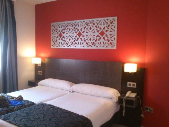 Hotel Venecia :                   Habitación 316