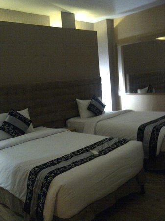 Rivavi Hotel:                   lovely rooms