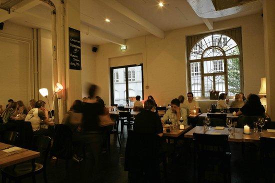 Restaurant Lagerhaus: Resti