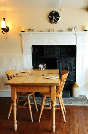 Wombwell Arms: Back Restaurant