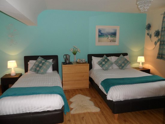 Maple Tree Guesthouse: Double/Twin Room