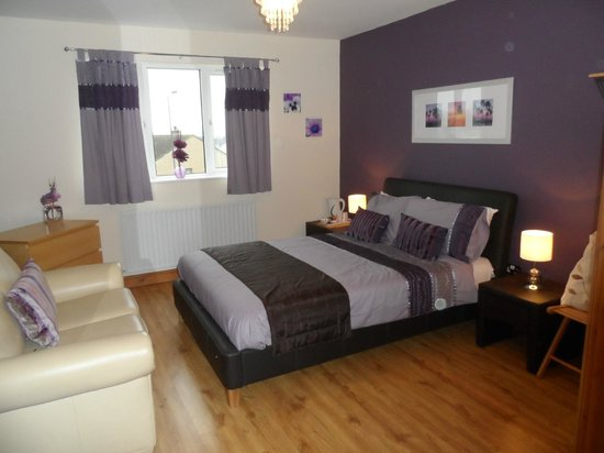 Maple Tree Guesthouse: Double Room