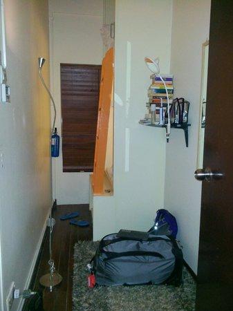 แมทช์บอกซ์ เดอะ คอนเซ็ปต์ โฮสเทล:                   2-bed dorm (1)