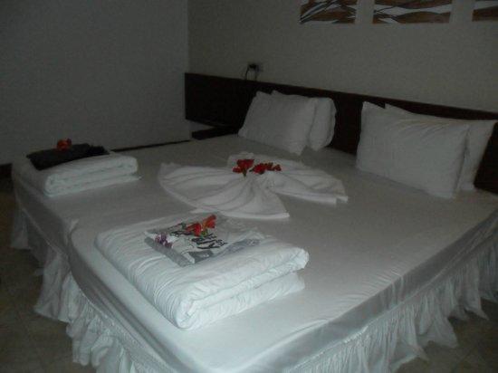 Hotel Manastir:                   quarto
