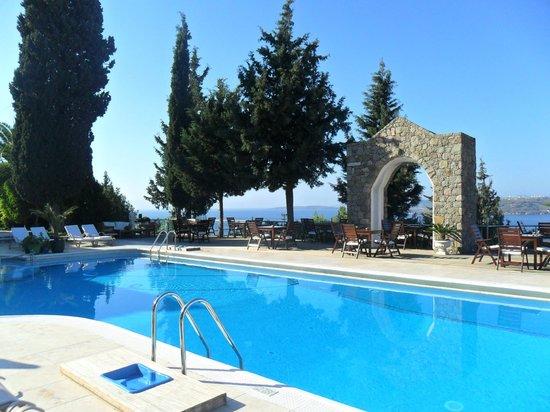 Hotel Manastir:                   piscina