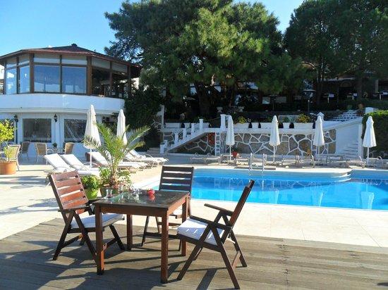 Hotel Manastir:                   piscina e bar